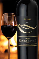 Kingsriver Shiraz