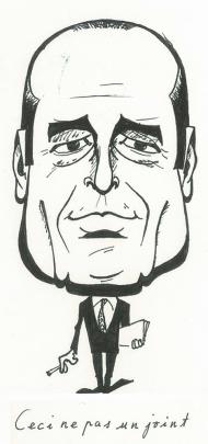 Jacques Chirac (ca. 1970)