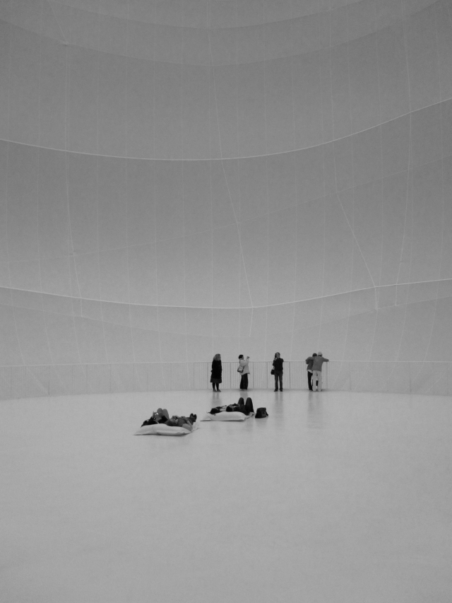 Christo – Big Air Package 4