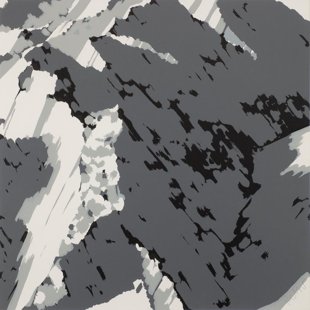 Gerhard-Richter-Schweizer-Alpen-II-Motiv-A1-1969-11-50-©-Gerhard-Richter-2011-Foto-Olbricht-Collection-Jana-Ebert