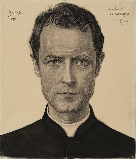 Portret Charles Raaijmakers (1910)