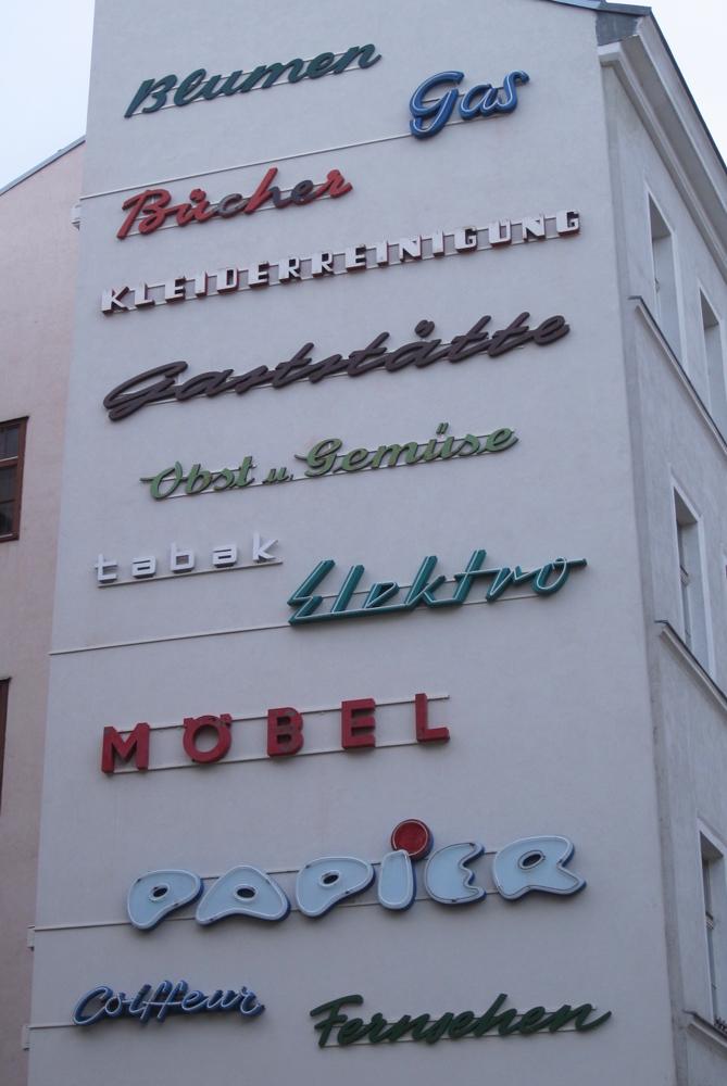 Letters in Wenen