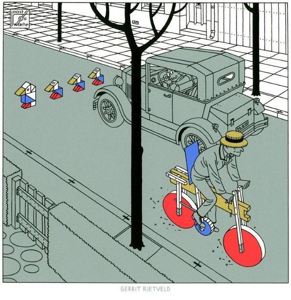 Trafic - Gerrit Rietveld