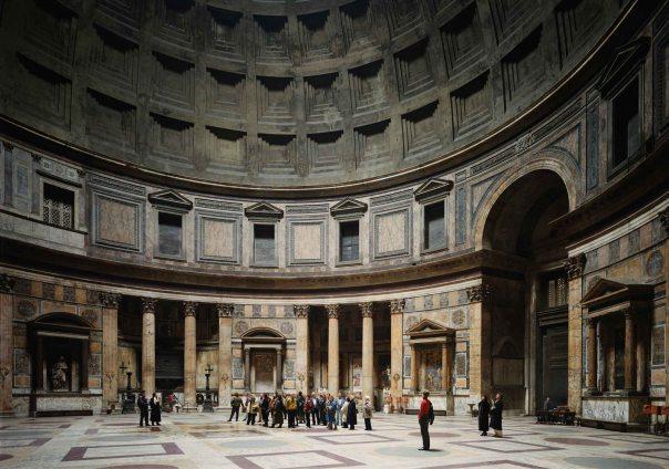 Thomas Struth - Pantheon