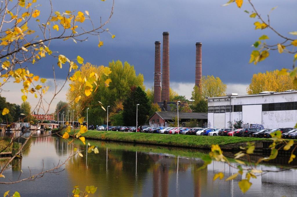 Hulpwarmtecentrale , Utrecht