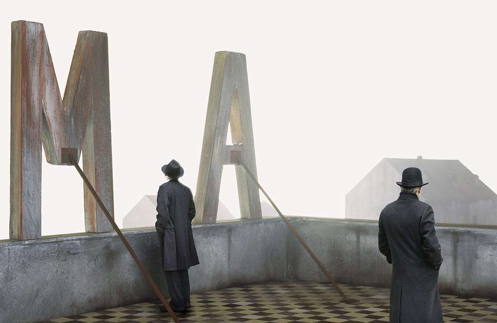 Paolo Ventura 'Behind the walls'